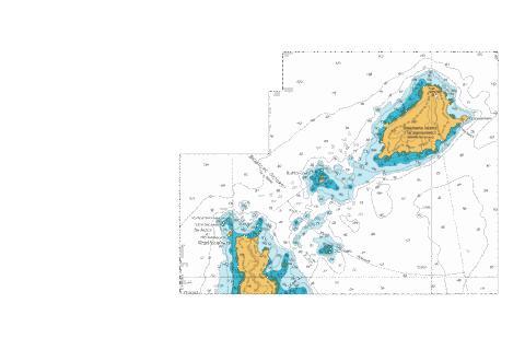 Stephens Passagenu Marine Chart Nznz61513 Nautical Charts App