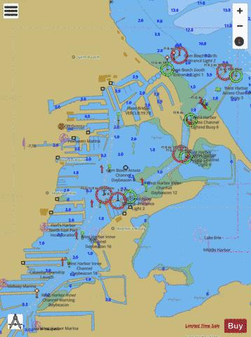 HARBOR PLANS 33 LEFT SIDE Marine Chart - Nautical Charts App