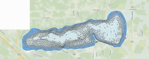 Pike Fishing Map - i-Boating App