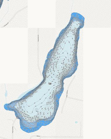 Kings Fishing Map - i-Boating App